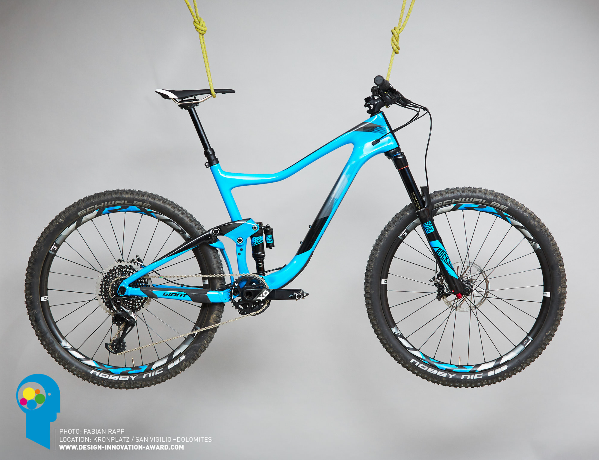 Design innovation award 2018 giant trance advanced 0 for Google terance